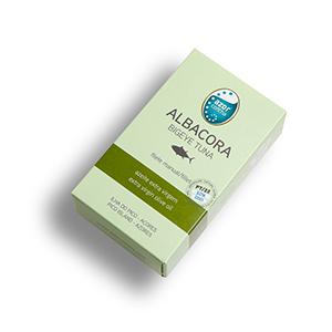 Albacora azeite